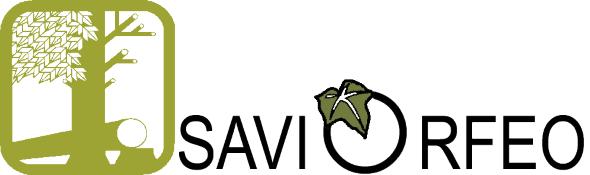 Logo Savio Orfeo + Ditta 300 DPI sfondo bianco 590x175